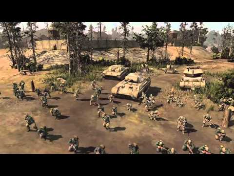 CoH 2 Funny Voice Clips