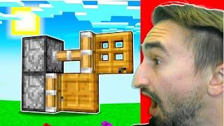 Finding The TOP 5 VIRAL Minecraft TikTok Tips