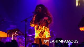 Video H.E.R Live In NYC at The Bowery Ballroom on the Lights On Tour MP3, 3GP, MP4, WEBM, AVI, FLV Juli 2018