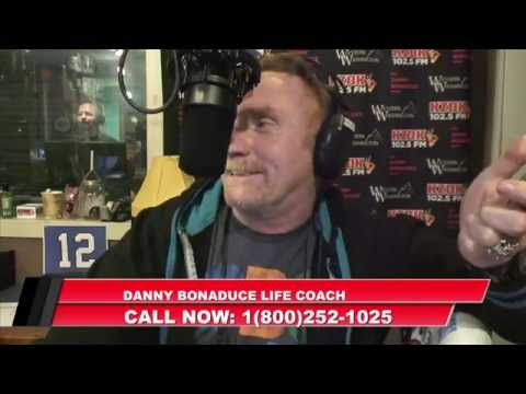 Danny Bonaduce Life Coach: Lost in Life with a Drinking Problem