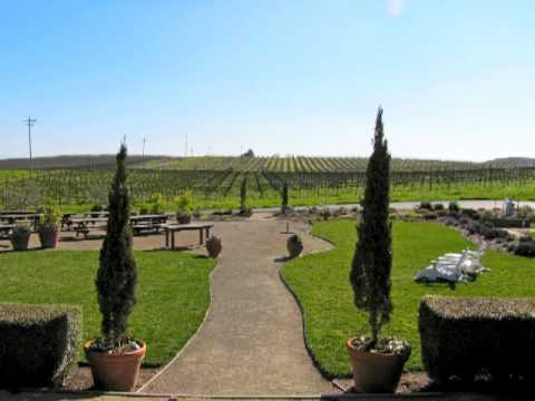 Bouchaine Winery - Carneros Napa Valley