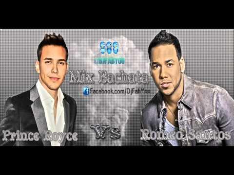 Mix De Bachata  Romeo Santos Y Prince Royce (DJ FabYou) (Temuco – Chile)