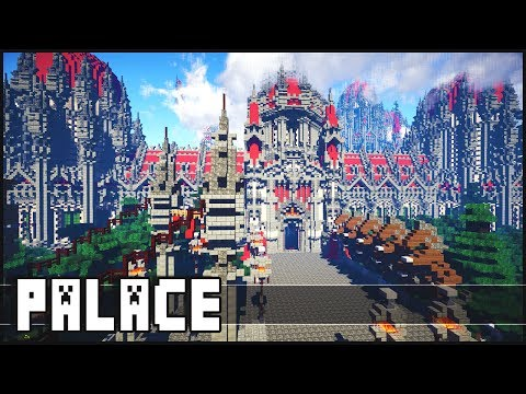 Minecraft – Epic & Mind-Blowing Palace!