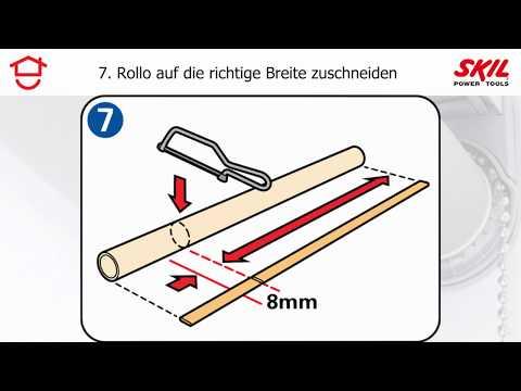 Schritt-für-Schritt-Anleitung: selbst Rollos nach Maß anfertigen und aufhängen