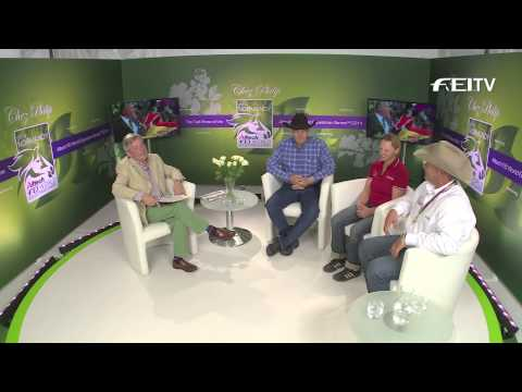 Watch Chez Philip WEG talk show: episode four [VIDEO]