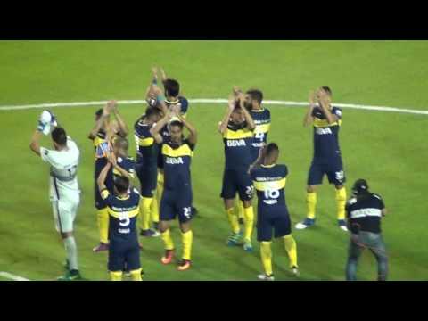 Boca Talleres 2017 / Sale Boca - La 12 - Boca Juniors