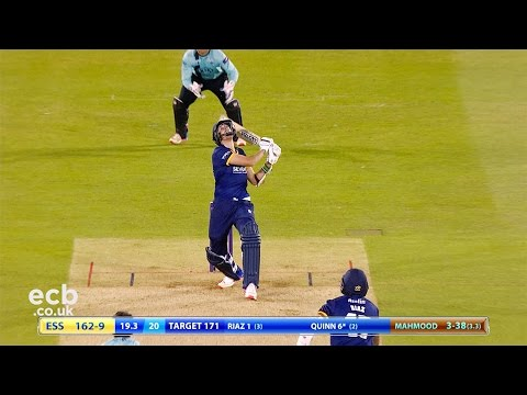 Mahela Jayawardene smashes it like a rocket vs Australia T20I