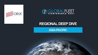 Regional Deep Dive Asia-Pacific