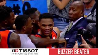 Nonton Tissot Buzzer Beater  Westbrook Historic End To Historic Night   April 9  2017 Film Subtitle Indonesia Streaming Movie Download