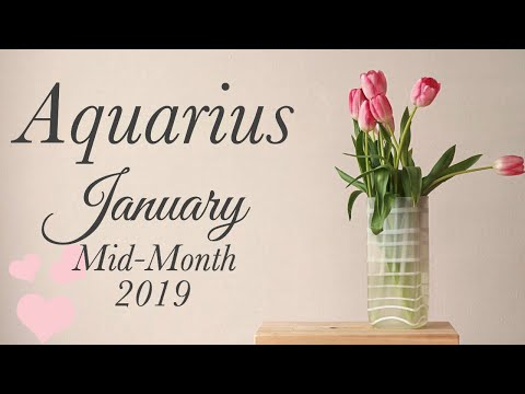 AQUARIUS MID MONTH JAN | YOU'LL HAVE LOVE OFFERS ON THE TABLE - Aquarius Tarot Love Reading