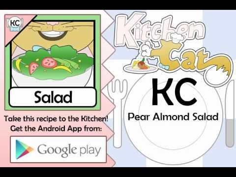 Video of KC Pear Almond Salad