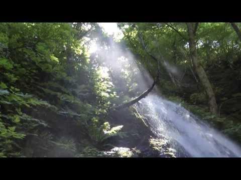 奥入瀬渓流 ~雲井の滝~ ゆるりら動画