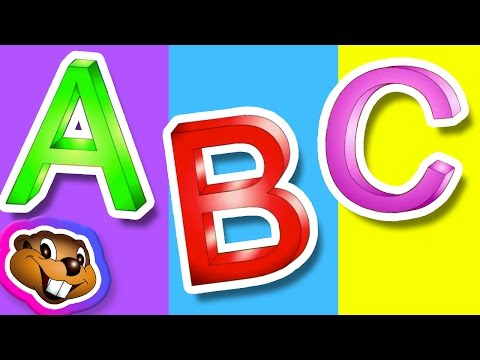 The alphabet song - ����� ��� ���������� �������