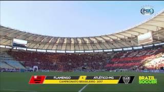 Flamengo 1 x 1 Atlético Mineiro Melhores Momentos
