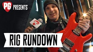 Rig Rundown - Joe Satriani