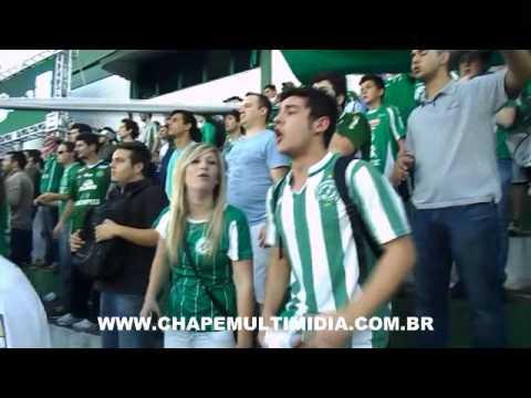 Chapecoense 2X2 Parana - Barra da Chape - Barra da Chape - Chapecoense