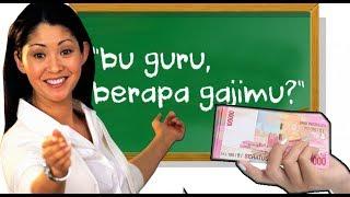 Video Serius... Gaji guru PNS Daerah 9 JT? apakah Sudah Sejahtera atau belum...! MP3, 3GP, MP4, WEBM, AVI, FLV April 2019