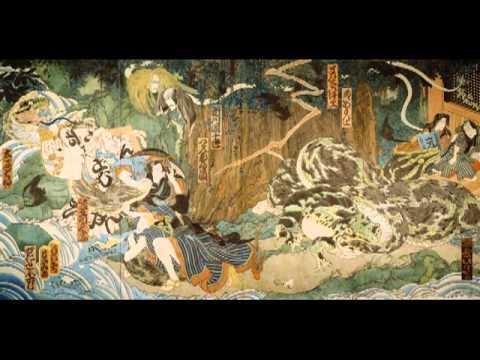Sur les chemins du Paradis au Japon : Masami Taraoka, un artiste contemporain japonais qui réalise des aquarelles qui imitent les propriétés de l'ukiyo-e