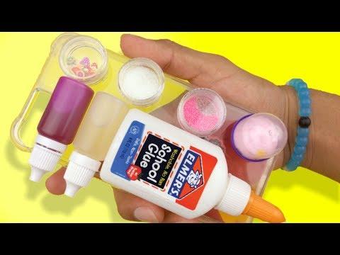 Videos caseros - INCREÍBLE Mini Fabrica De SLIME en TU Celular! *Como Hacer Slime Super FACIL*