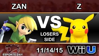 [Wii U/3DS] Amazing set between Zan (Toon Link) and Z (Pikachu), from ibuypower