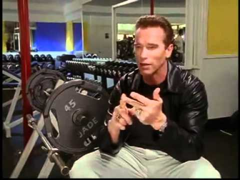The Making Of Pumping Iron – Arnold Schwarzenegger