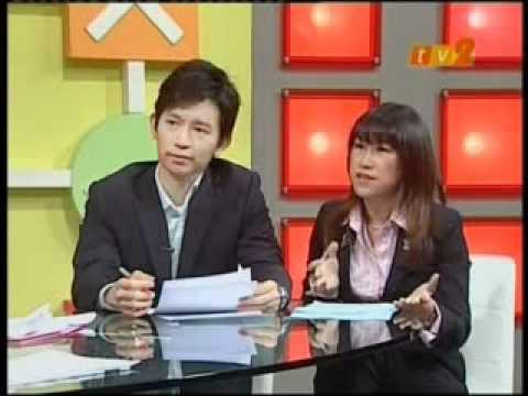 Swhengtee 郑水兴TV2《你怎么说》节目-part 2