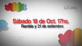 Un Trato por el Buentrato - Invitación Abrazo Rambla 2014