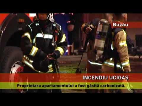 O tânără a murit în incendiul izbucnit în propriul apartament