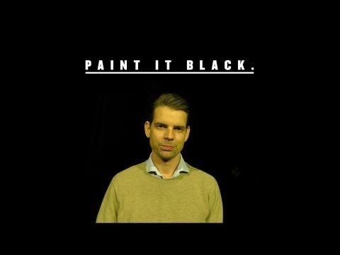 Paint it Black - Alex Schulman