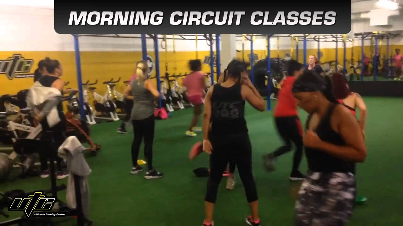 UTC Morning and Evening Circuit Classes