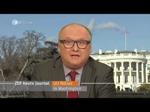 Ist Trump erpressbar ZDF heutejournal vom 1112017