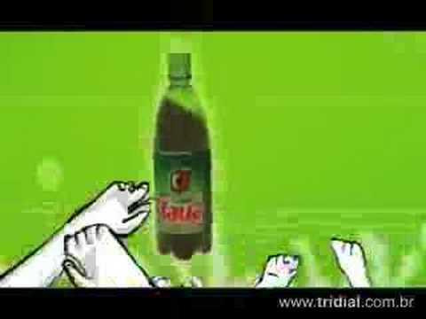 Animação Guaraná Tauá / Guarana Taua Animation