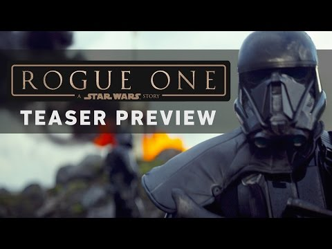 Here s The Teaser To The Teaser Of Rogue One A Star Wars