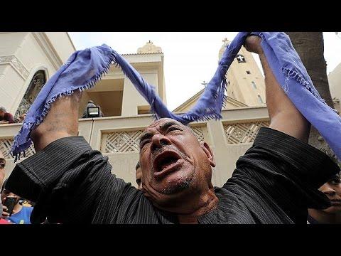 Νέα έκρηξη σε εκκλησία Κοπτών στην Αλεξάνδρεια