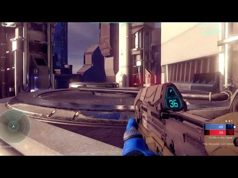 halo 5 gamescom 2015 multiplayer gameplay 1080p hd