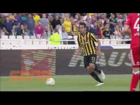 Video - Στον τελικό του Κυπέλλου πέρασε η ΑΕΚ