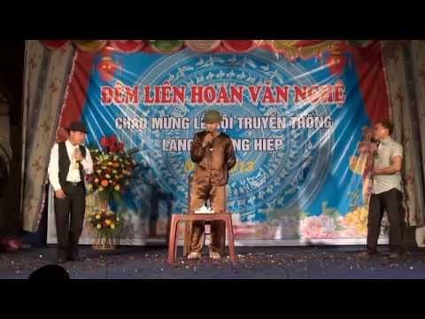 Liên hoan văn nghệ Chào mừng lễ hội truyền thống Làng Thượng Hiệp năm 2013 (P3)