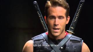 Wade Wilson (Deadpool) X-Men origenes wolverine.