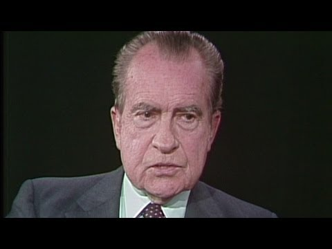 Nixon with no expletives deleted