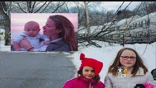 Mother Pinned Under Tree In Arlington