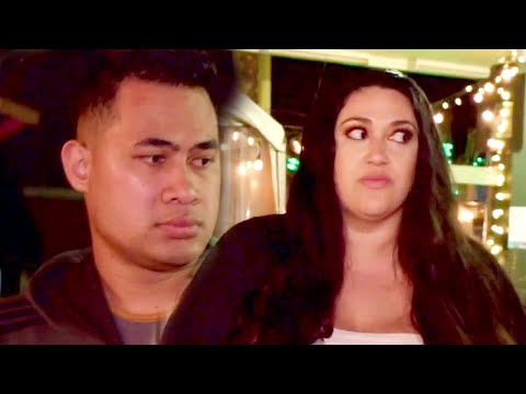 90 Day Fiance: Asuelu's PASSIONATE Kiss With His Mom Leaves Kalani Feeling Awkward