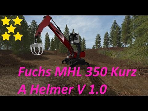 [Beta] Fuchs MHL 350 Kurz A Helmer V1.0