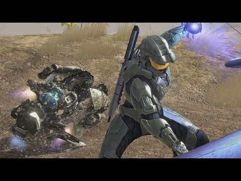 collection - See how Halo 3 looks like with an Xbox One tech boost.