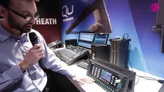 Allen and Heath unveils compact digital mixer