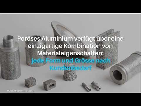Vorteile und Anwendungen von poroesem Aluminium