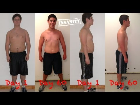 INSANITY Workout Review – Before/After & Teenage Review