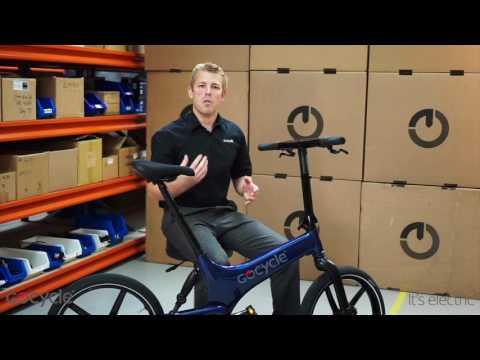 Gocycle características