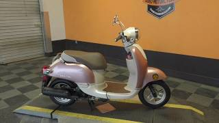 6. 101260   2014 Honda Metropolitan NCH50E - Used motorcycles for sale