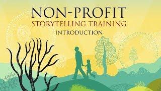 Non-Profit Storytelling - Introduction
