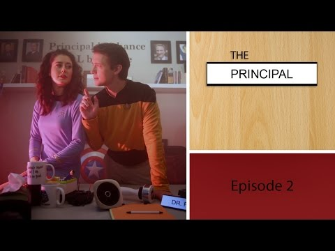 "The Principal | Season 1 | Episode 2 - ""Office Daydreaming"""